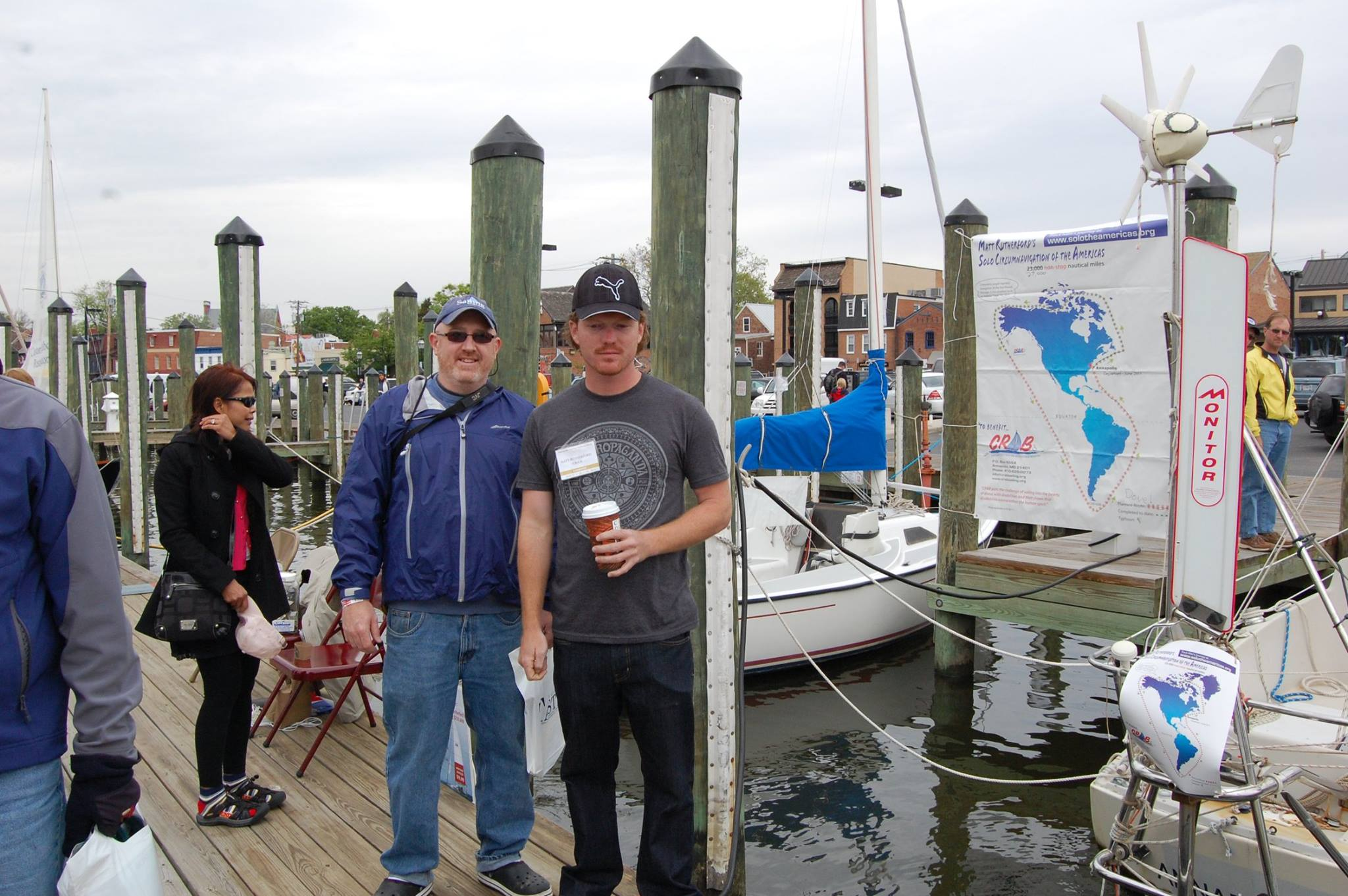 STBSP Ep, 105, Cross Podcast with Single Handed Sailing